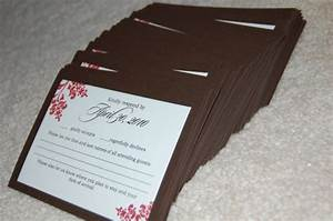 do it yourself invitations square brown white pink floral With calligraphy on wedding invitations do it yourself