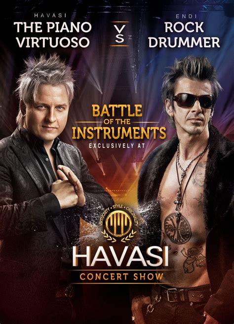 Havasi Symphonic Concert Show  Berlin 2017