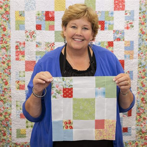 missouri quilting company deal of the day new friday tutorial 9 patch