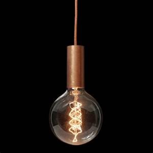 Ampoule Filament Ikea : suspension douille cuivre r tro nud collection ~ Preciouscoupons.com Idées de Décoration