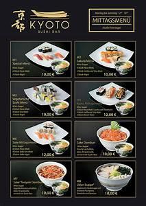 Sushi Bar Dortmund : kyoto sushi bar traditionelles japanisches sushi restaurant im herzen mannheims speisekarte ~ Orissabook.com Haus und Dekorationen