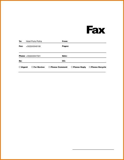 free fax cover template fax cover sheets microsoft benjaminimages benjaminimages