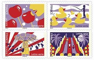 Poids Courrier Timbre : carnet la f te foraine 12 timbres autocollants boutique particuliers la poste ~ Medecine-chirurgie-esthetiques.com Avis de Voitures