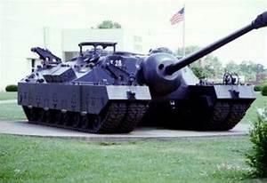 T28 Super Heavy Tank, known also as a T95 Gun Motor ...