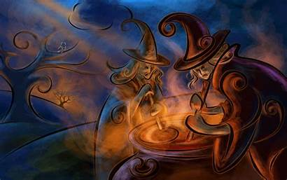 Halloween Witch Witchcraft Desktop Wallpapers Witchy Witches