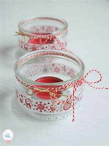 Photophore Noel Faire Soi Meme : rose coton diy photophores de no l ~ Farleysfitness.com Idées de Décoration