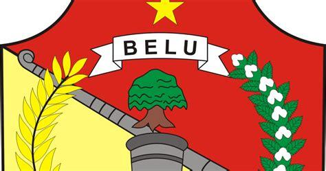 lambang kabupaten belu kepulauan ntt