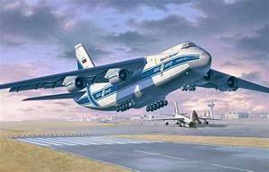 Wallpaper art, Condor, figure, Ruslan, An-124-100, long ...