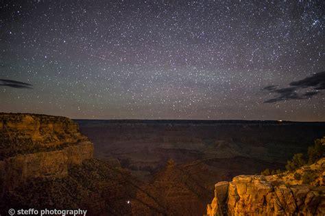 night sky grand canyon national park   windy
