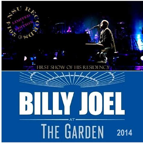 Live Madison Square Garden 2014 127 2cd By Billy Joel, Cd