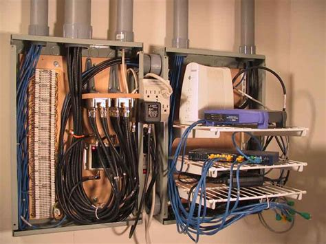 Home Network Wiring Chapter