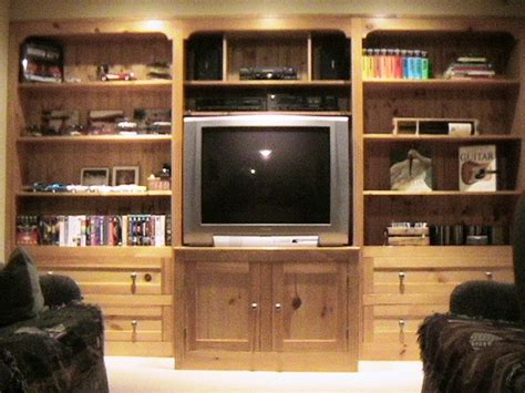custom furniture built in display in whitby ontario