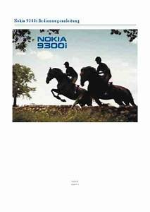 Nokia 9300i Mobile Phone Download Manual For Free Now