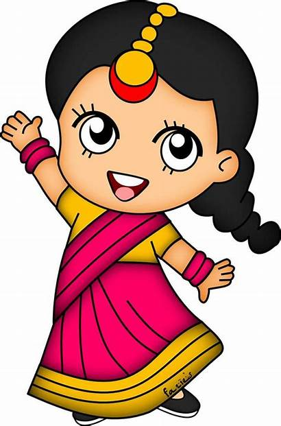 Indian Clipart India Clip Drawing Cartoon Doodle