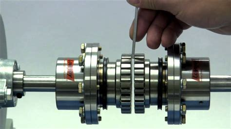 lovejoy full spacer grid coupling installation instructions youtube