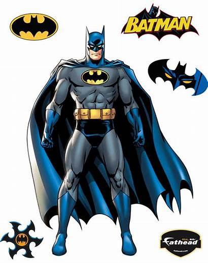 Comic Batman Graphic Graphics Fathead Clipart Wall