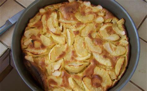 plats rapides cuisiner recette tarte aux pommes ultra rapide 750g