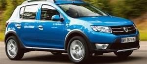 Dacia Logan Prix : dacia d voile les tarifs de la sandero et la nouvelle stepway ~ Gottalentnigeria.com Avis de Voitures
