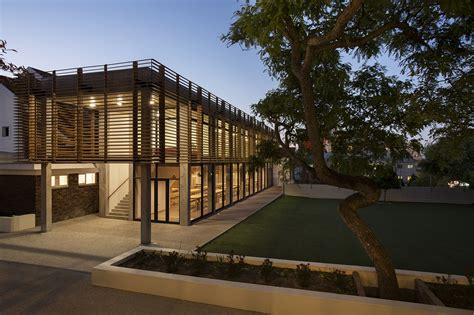 French School Cape Town  Kritzinger Architects Archdaily