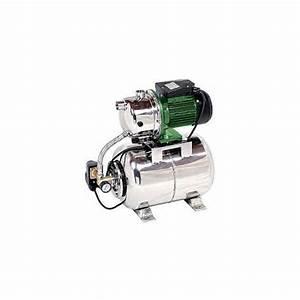 Pompe Avec Surpresseur : surpresseur 24l avec pompe auto amor ante 970w ~ Premium-room.com Idées de Décoration