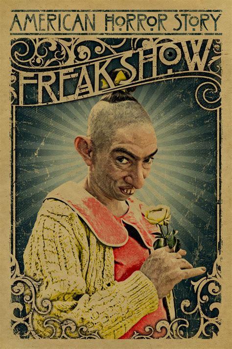 American Horror Story Freak Show  Poster  Unclegertrudes  American Horror Story Pinterest