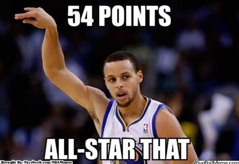 Curry Memes - sports memes stephen curry gets 54 points meme sports memes the association pinterest