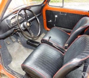 Tappezzeria Fiat 500 Lounge Tappezzeria Fiat 500 Cozot Auto