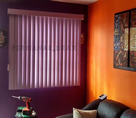 persianas verticales pvc  galeria  monterrey