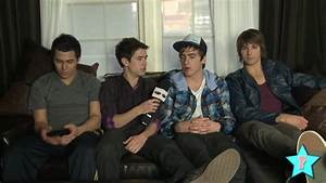 Big Time Rush Talks About Being Cast Youtube