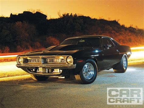 1970 Plymouth Cuda Wallpaper
