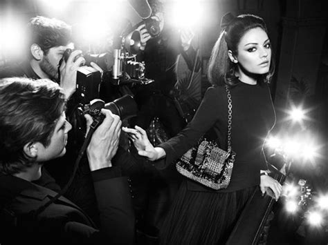 mila kunis  dior acclaim magazine