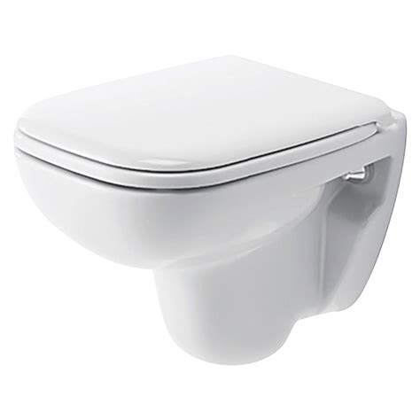 duravit d code wand wc compact ohne wc sitz ohne beschichtung tiefsp 252 ler wei 223 3943 wc