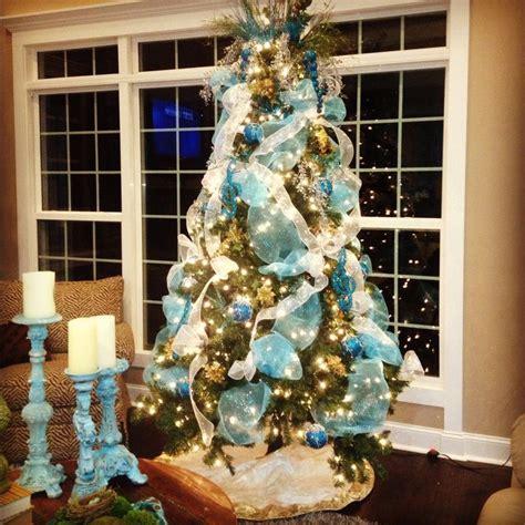 aqua christmas tree decorations aqua christmas