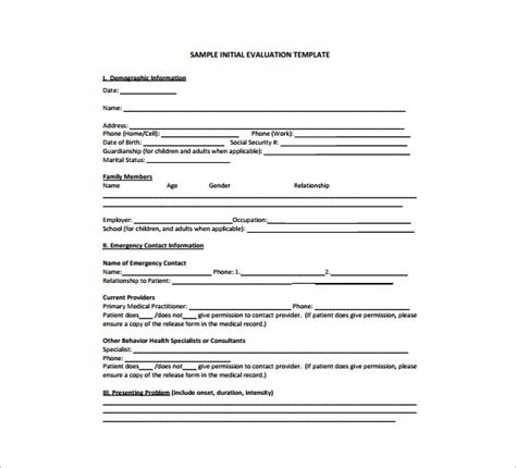 5 Treatment Plan Template For Substance Abuse Etdir Treatment Plan Template Cyberuse