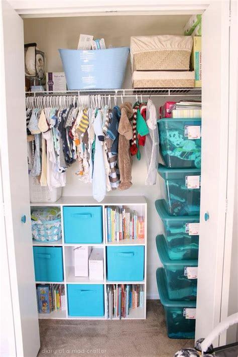 cute  practical nursery organization ideas digsdigs