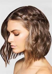 Coiffure Pour Noel : coiffure de noel cheveux court coiffures de fetes cheveux ~ Nature-et-papiers.com Idées de Décoration