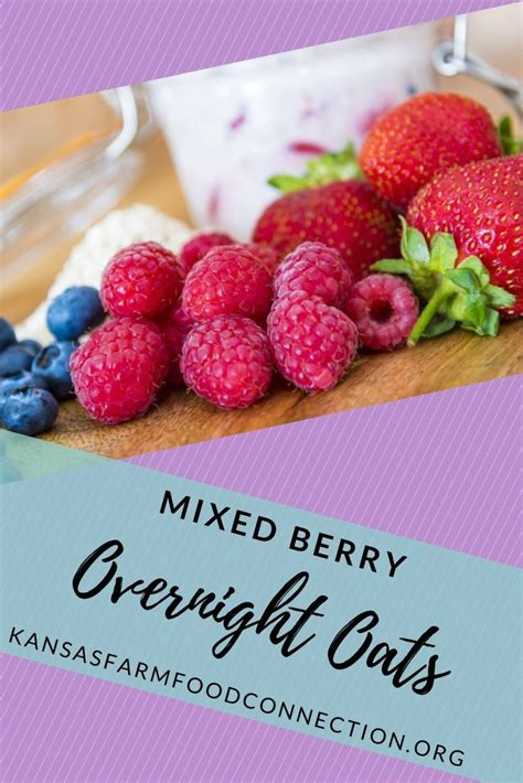 I'm sharing five healthy recipes for you today that take on different flavors. Try this overnight oats recipe for a healthy and delicious breakfast. Make it in a jar or any ...