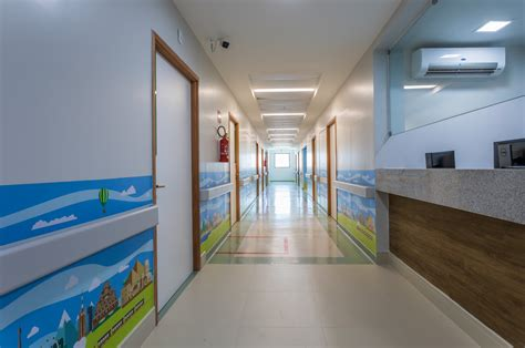 foto de Projeto Comercial Interiores Hospital Unimed Recife