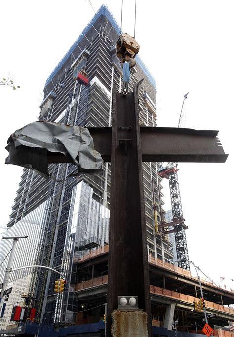 9 11 Steel Beam Cross