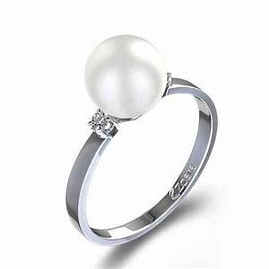 engagement rings with pearls and diamonds wedding and With wedding rings with pearls and diamonds