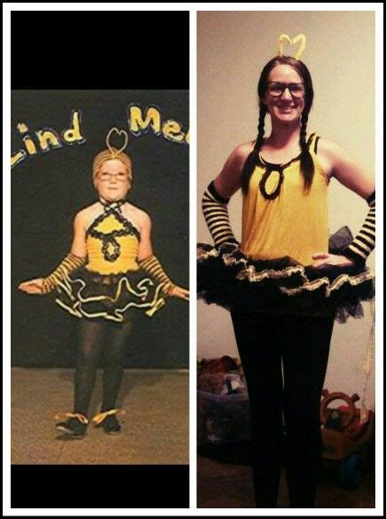 Blind Melon Bee Costume by Diy Bumblebee From 90s Alternative Band Blind Melon S