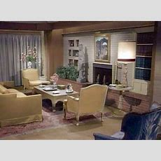 Living Room On Bewitched  Tv Homes  Bewitched Elizabeth