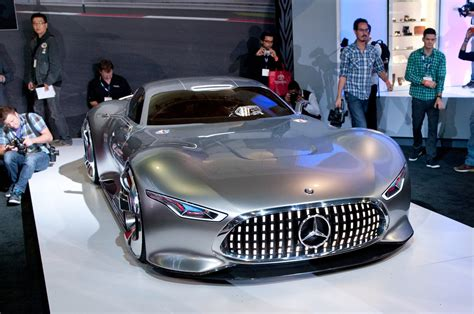 Mercedes Vision Gt Price by How The Mercedes Amg Vision Gran Turismo Came To