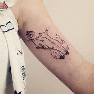 Tatouage Le Petit Prince : laissez le printemps influencer votre prochain tatouage ~ Voncanada.com Idées de Décoration