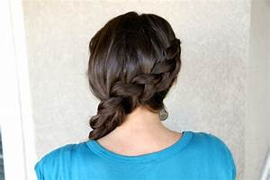 Katniss Everdeen Braid Hairstyle The Hunger Games Cute