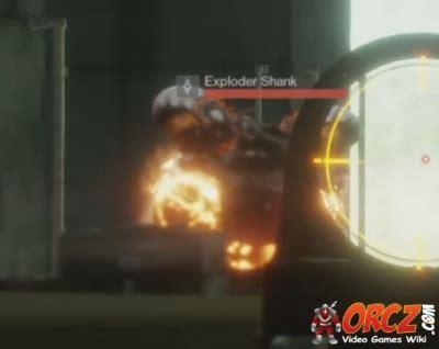 destiny  exploder shank orczcom  video games wiki