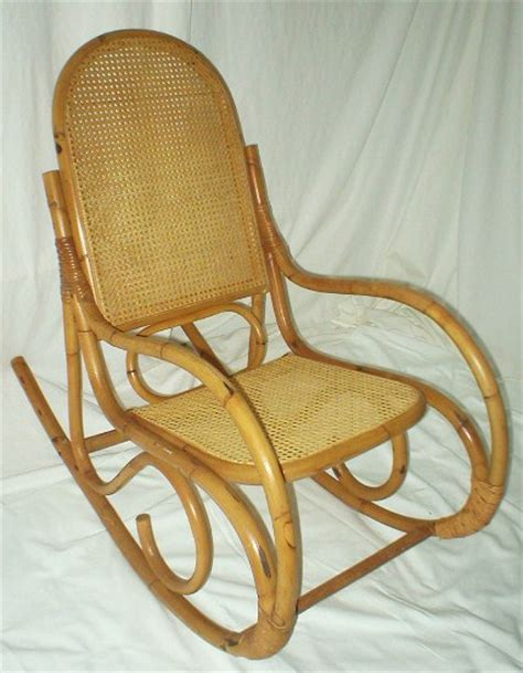 bentwood rocker after chair caning wicker repair