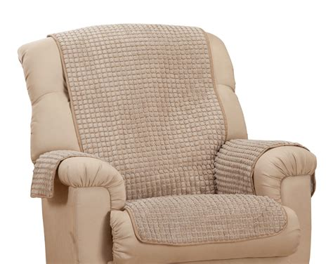 walterdrake chenille recliner furniture protector