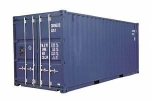 20 Fuß Container In Meter : 20 foot shipping container ~ Frokenaadalensverden.com Haus und Dekorationen