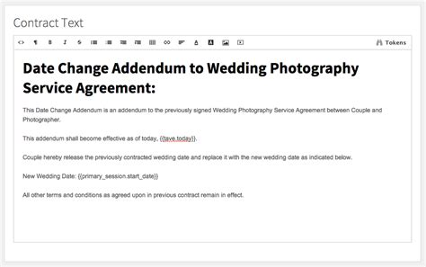 contract addendum template how to amend a contract t 225 ve support